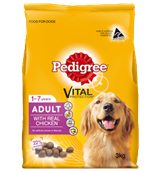 Pedigree Adult with Real Chicken 8Kg