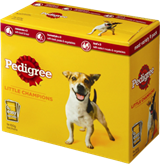 PEDIGREE Pouch 9 pack meat variety