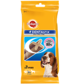 Pedigree Dentastix Medium Breed 7 Pieces