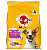 Pedigree Small Breed with Chicken 2.5kg