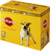 PEDIGREE pouch 9 pack mixed variety